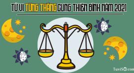 Tử vi từng tháng cung Thiên Bình năm 2021: Đầu xuôi đuôi lọt