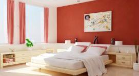 Phong thủy phòng ngủ: Tùy tiện bài trí màu đỏ, đời không rực rỡ như mơ!
