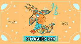 Tử vi cung Ma Kết năm 2021 sự nghiệp: Trái tim kiên định