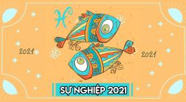 Tử vi cung Song Ngư năm 2021 sự nghiệp: Đổi mới bản thân