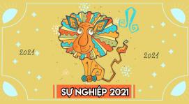 Tử vi cung Sư Tử năm 2021 sự nghiệp: Nắm chắc cơ hội để hóa rồng