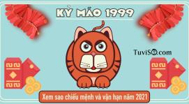 Xem sao hạn năm 2021 tuổi Kỷ Mão 1999: Nam mạng đại cát