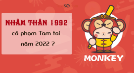 Sinh năm 1992 năm 2022 có phạm Tam tai không? Tiền đi không ở lại
