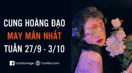 Hé lộ cung hoàng đạo may mắn nhất tuần 27/9 - 3/10: Kim Ngưu tỏa sáng