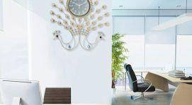 Cách bố trí đồng hồ văn phòng giúp công việc trôi chảy, tài lộc như ý
