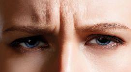 Giữa hai lông mày có vân – Đề phòng khắc con hại vợ