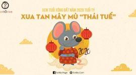 Xông đất 2020 tuổi Tý: Xua tan mây mù Thái Tuế nếu biết cách chọn người hợp tuổi xông đất