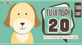 Tử vi tuổi Tuất ngày 20/2/2021: Chăn đơn gối chiếc